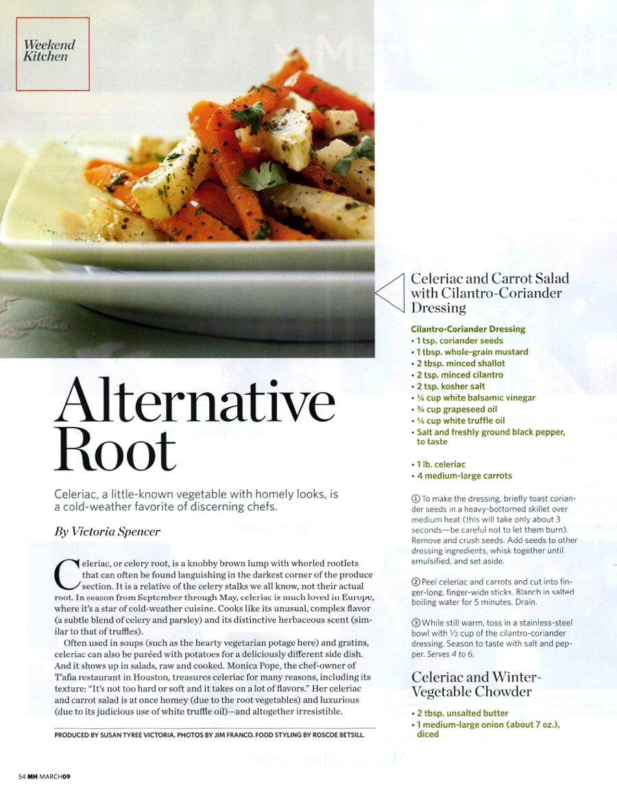 Alternative Root - An article from Metropolitan Home - Page 1