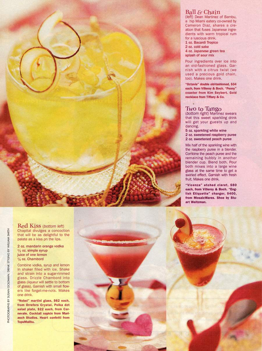 Bottoms Up - An article in Modern Bride - Page 2