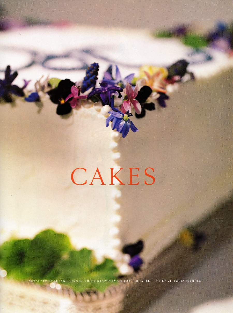 Cakes - An article in Martha Stewart Weddings - Page 2