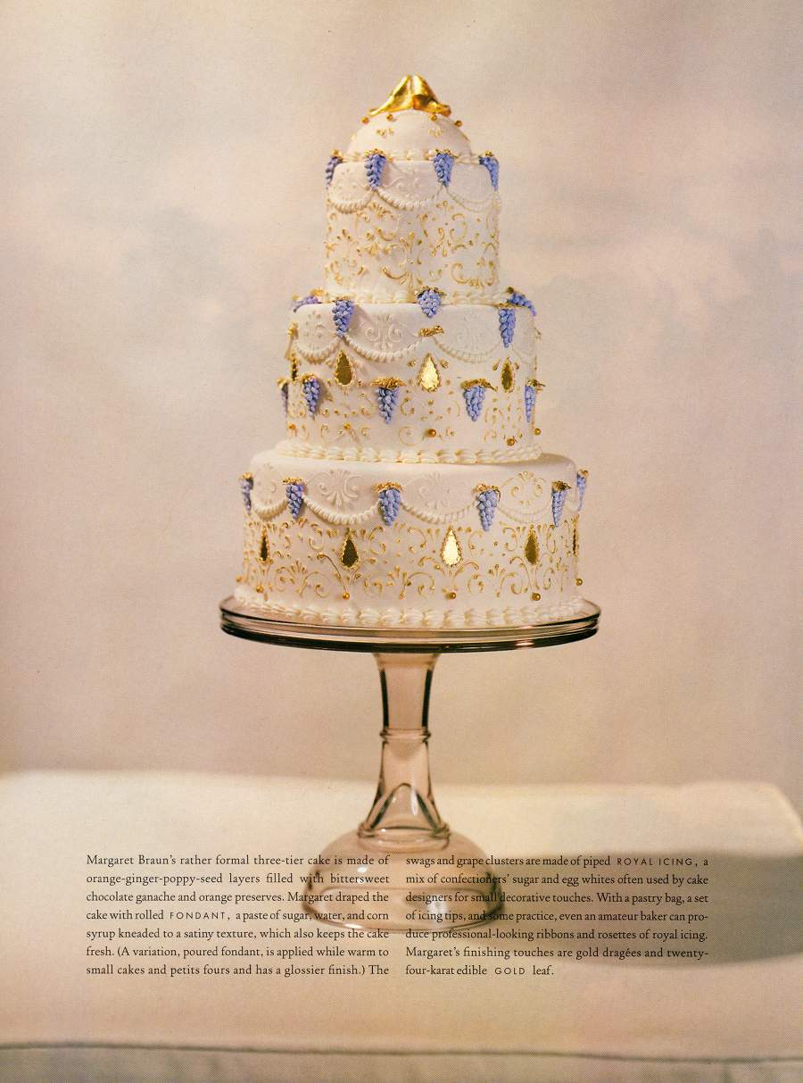 Cakes - An article in Martha Stewart Weddings - Page 3