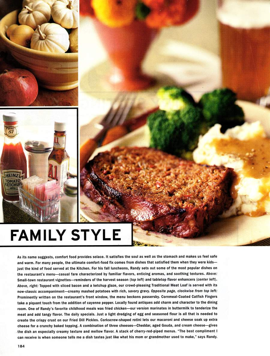 Comfort Food - An article in Country Living - Page 3