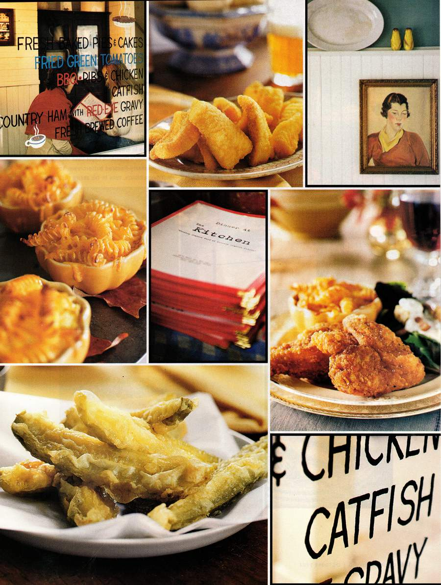 Comfort Food - An article in Country Living - Page 4
