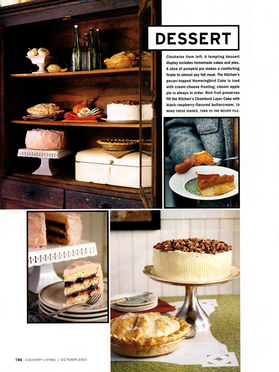 Comfort Food - An article in Country Living - Page 5