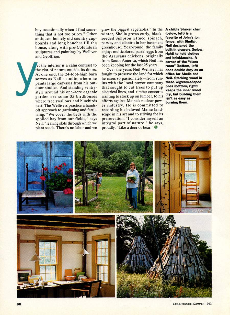 Creative Energy - An article from Countryside - Page 5