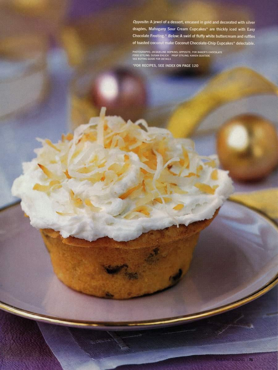 Cupcakes Deluxe - An article in Holiday Baking - Page 2