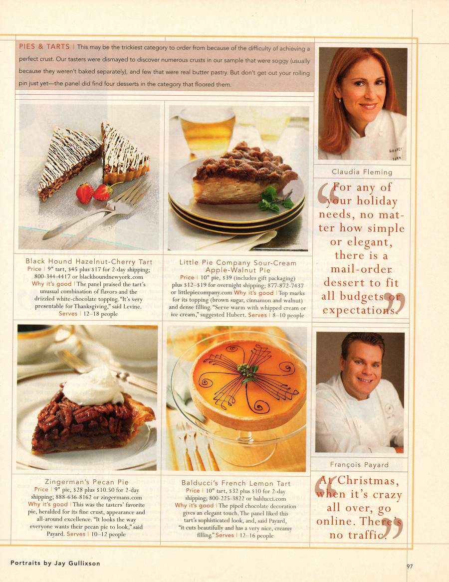 Desserts Delivered - An article from In Style - Page 2