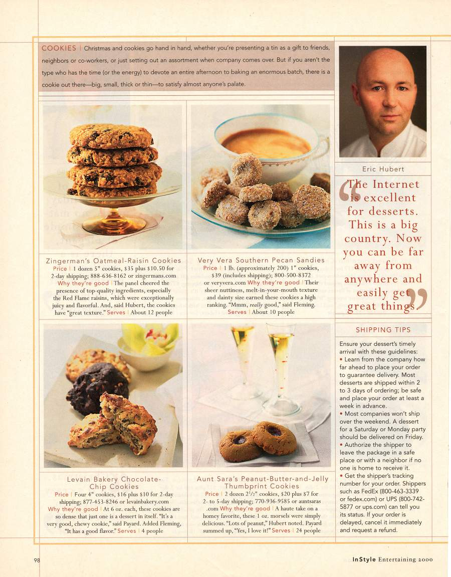 Desserts Delivered - An article from In Style - Page 3