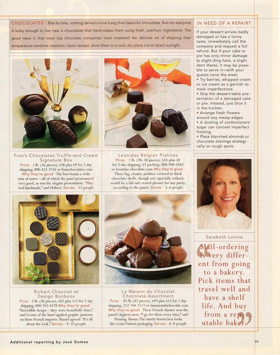 Desserts Delivered - An article from In Style - Page 4