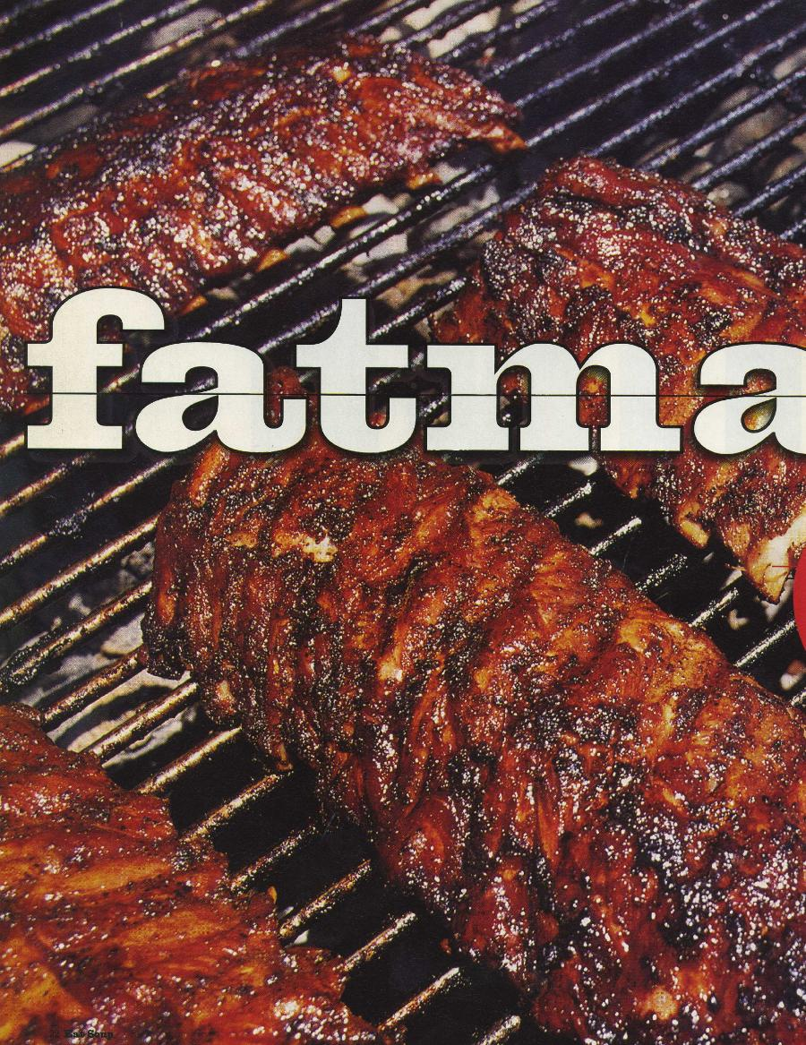 Fatman Barbie - An article in Eat Soup - Page 1