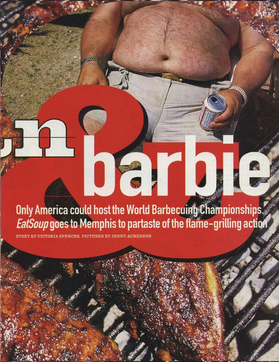 Fatman Barbie - An article in Eat Soup - Page 2