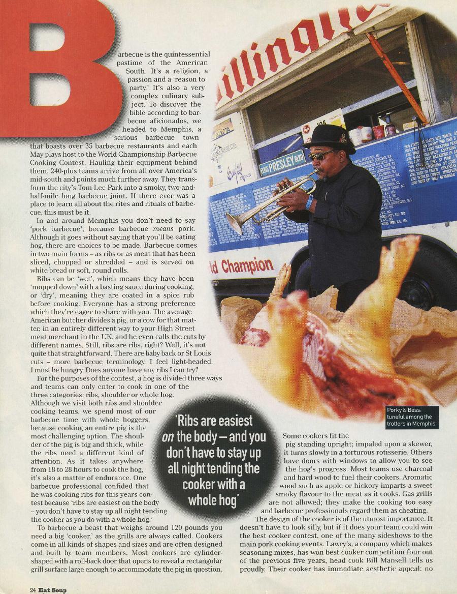 Fatman Barbie - An article in Eat Soup - Page 3
