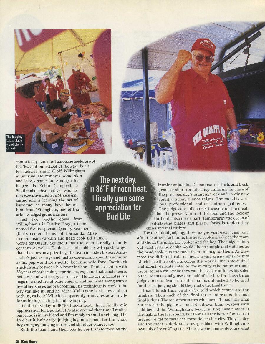 Fatman Barbie - An article in Eat Soup - Page 5