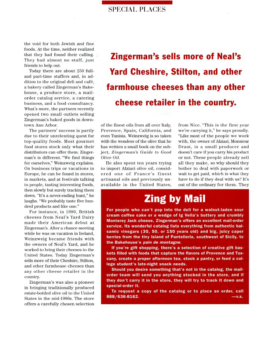 Gourmet Heaven - An article in Diversion - Page 2
