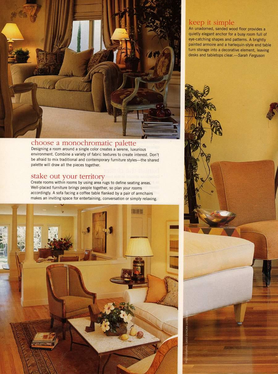 Living with Style - An article from Decorating Ideas - Page 5