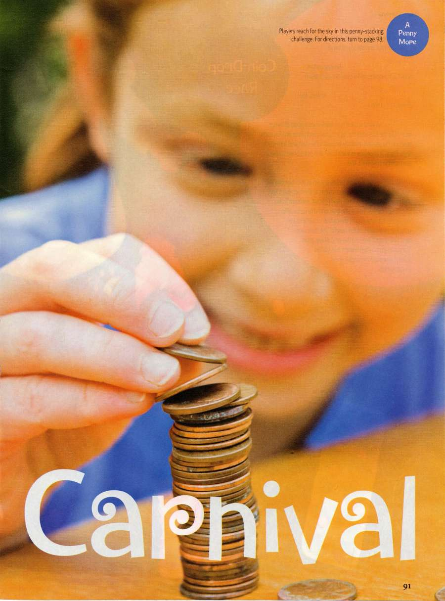 Penny Carnival - An article from Family Fun - Page 2