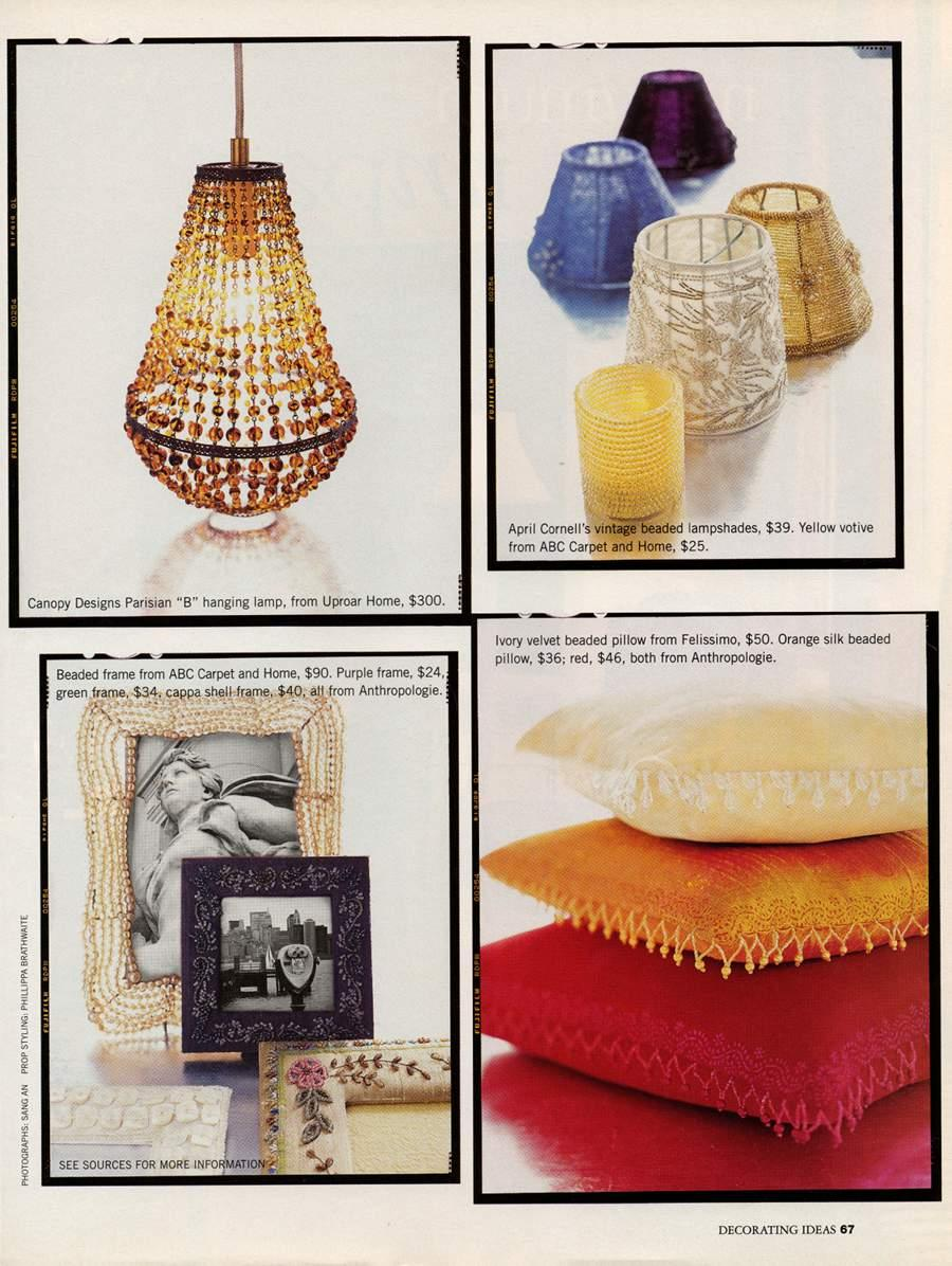 Putting on the Ritz - An article in Decorating Ideas - Page 2