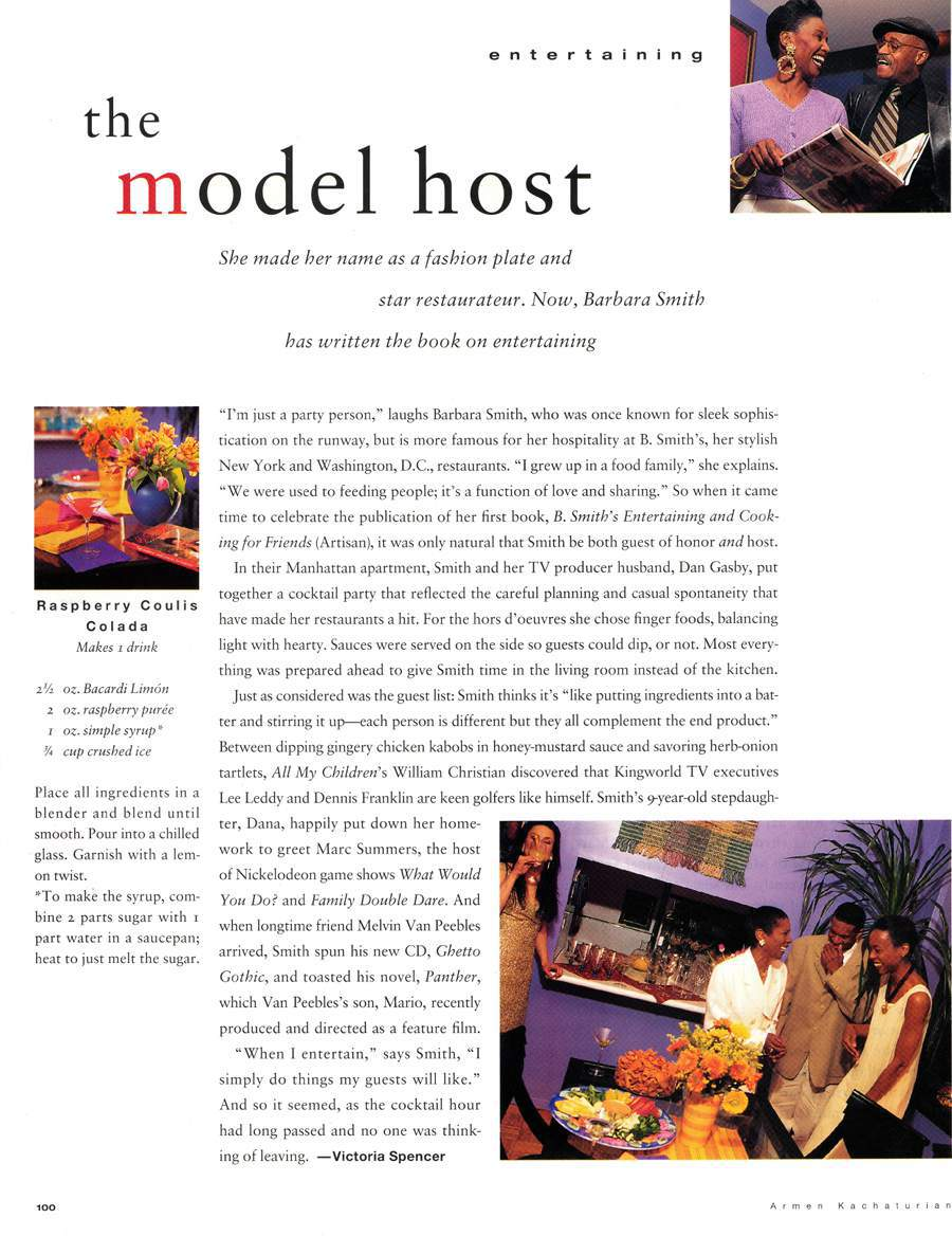 The Model Host
